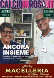 Magazine di settembre 2020