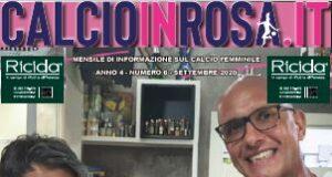 Calcioinrosa Magazine - settembre 2020