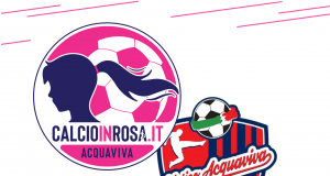 Accordo tra ASD Calcioinrosa Acquaviva e ASD Atletico Acquaviva